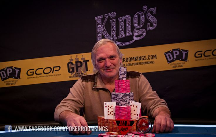 Petr Susen, Czech Republic, the winner of the King's Tristar Cup main event (824 Entries and over 143.000 EUR prize money) at King's Casino! #CasinoKings #Poker #Rozvadov #TristarCup #2014 #Petr Susen #CzechRepublic
