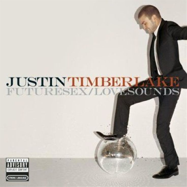 Justin Timberlake Futuresex/Lovesounds on Vinyl 2LP One spin of FutureSex/LoveSounds and it's hard to believe that Justin Timberlake was ever a boy-band barnstormer--no modern-day male artist beats hi