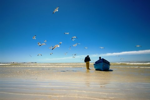 Paternoster in the Western Cape, South Africa