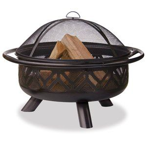 Wanting To Find Uniflame Steel Wood Burning Fire Pit