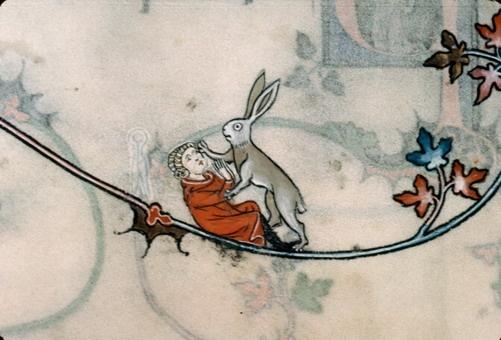 Summer volume of the Breviary of Renaud/Marguerite de Bar, Metz ca. 1302-1305.