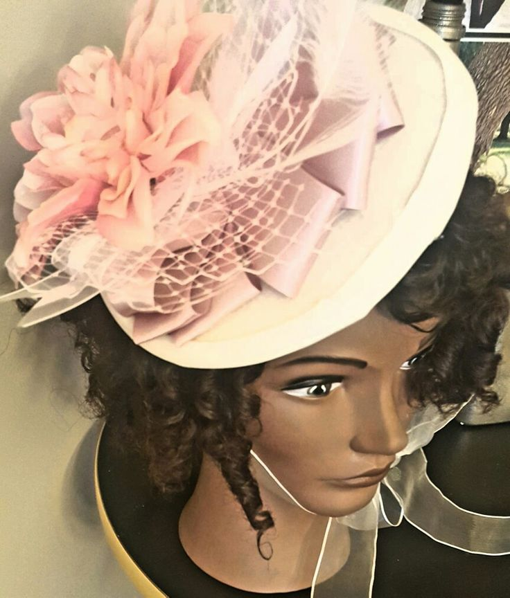 Fascinators for Ascot Kentucky Derby Hat High Tea Hat Wedding Hat Church Hat