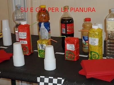 Gas stations by Su e giu per la Pianura Padana