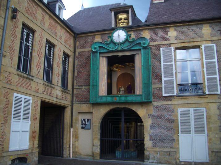horloge, Charleville-Mezieres, Champagne-Ardenne