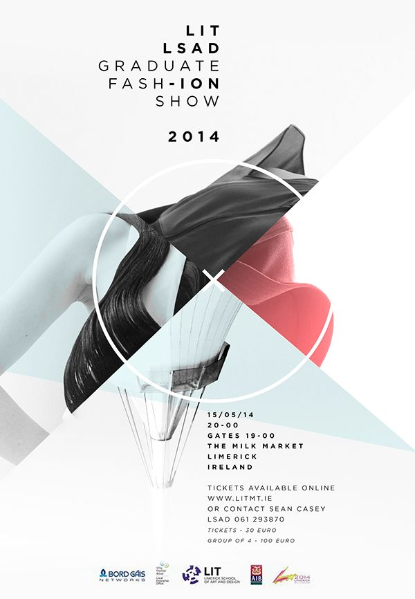 LIT LSAD Fashion Graduate Show 2014 on Behance