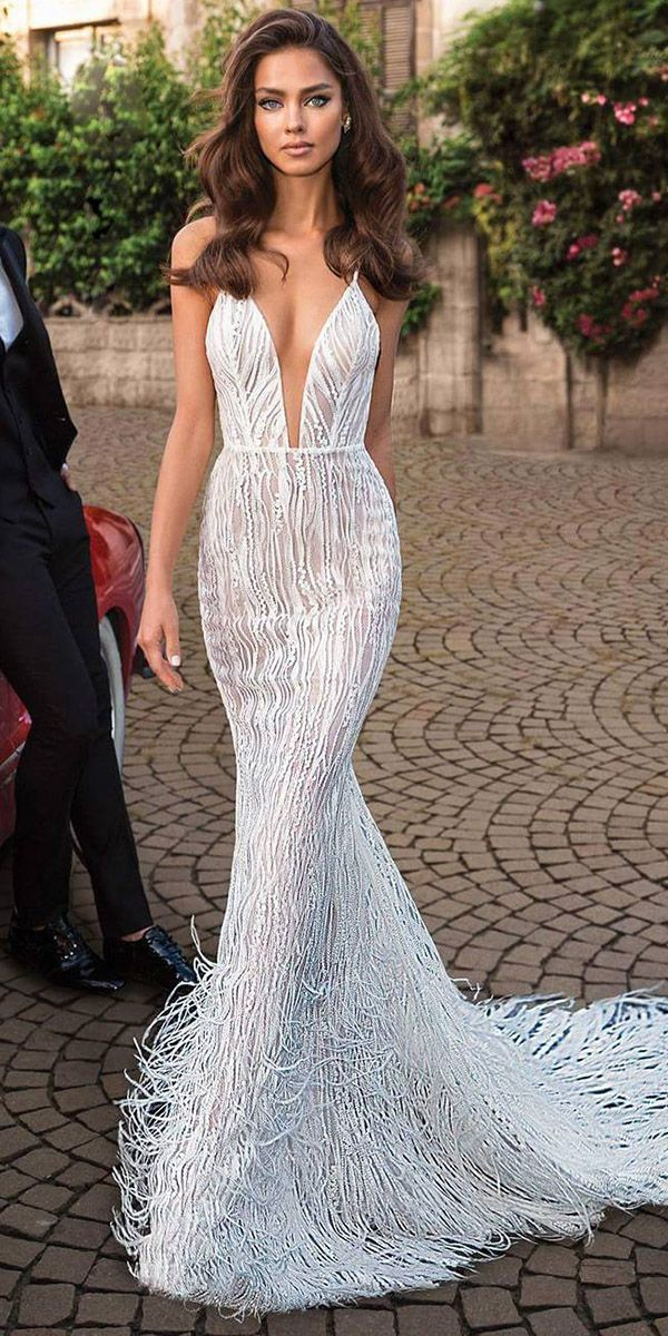Ethereal Elihav Sasson Wedding Dresses 2018 ❤️ beach elihav sasson wedding d…