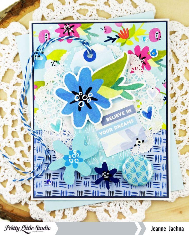 Card | Follow Your Dreams » Pretty Little Studio