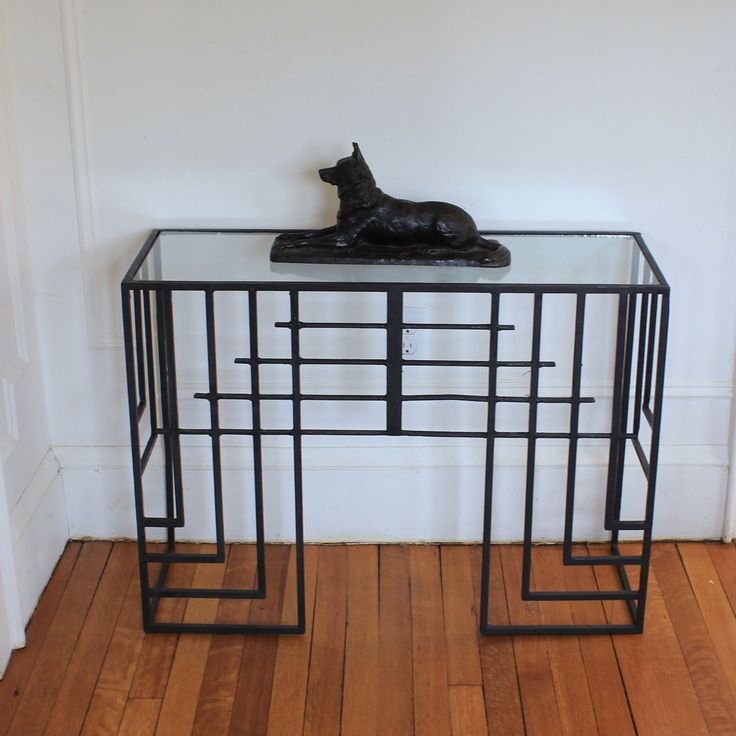 Desk Mondrian Architectural Salvage Tables And Consoles