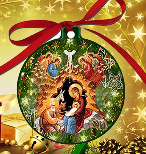 Top 25 Ideas About Greek Orthodox Christmas On Pinterest