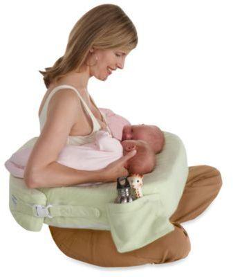 My Brest Friend® Twin Nursing Pillow