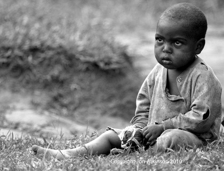Ugandan Child, Bwindi