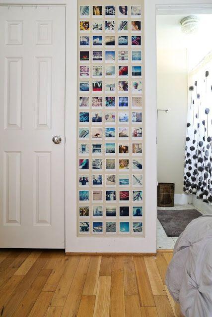 BeyazBegonvil I Kendin Yap I Alışveriş IHobi I Dekorasyon I Kozmetik I Moda blogu: Duvarlarınızı Fotoğraflarınızla Süsleyin !
