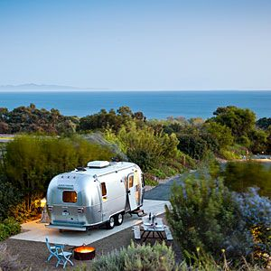 The new RV road trip What's it like to haul an Airstream 300 miles up the California coast? Romantic, nail-biting, and yes, cooler than driving a convertible. Get our road rules and route