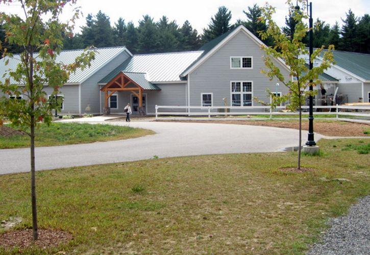 Churchville Nature Center Wedding