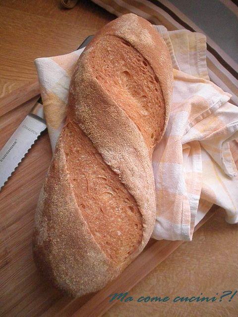 """Ma come cucini?!: Pane di semola con crosta croccante: primo posto nella nostra """"Eat Parade"""""""