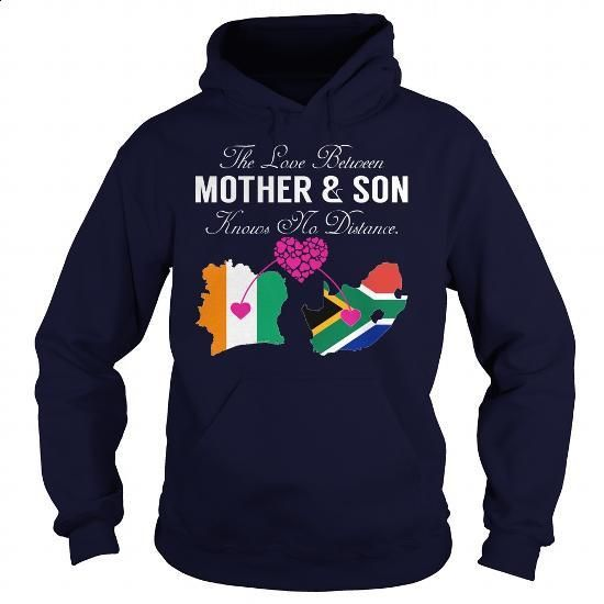 THE LOVE BETWEEN MOTHER AND SON - Ivory Coast South Africa - #zip up hoodies #mens zip up hoodies. ORDER NOW => https://www.sunfrog.com/States/THE-LOVE-BETWEEN-MOTHER-AND-SON--Ivory-Coast-South-Africa-Navy-Blue-Hoodie.html?60505