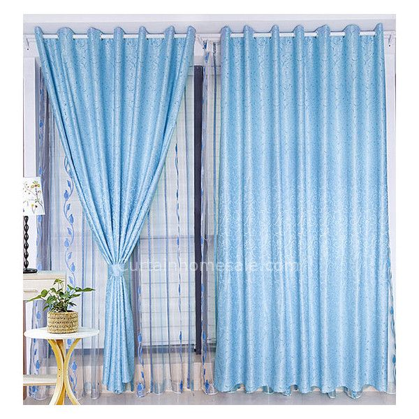 Baby Blue Kitchen Accessories: Best 25+ Light Blue Curtains Ideas On Pinterest