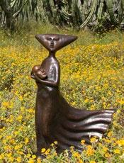 Sergio Bustamante Bronze  www.sergiobustamante.com.mx