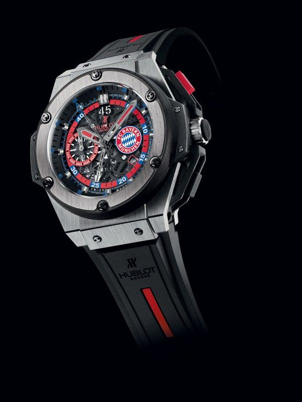 Hublot King Power Bayern Munich