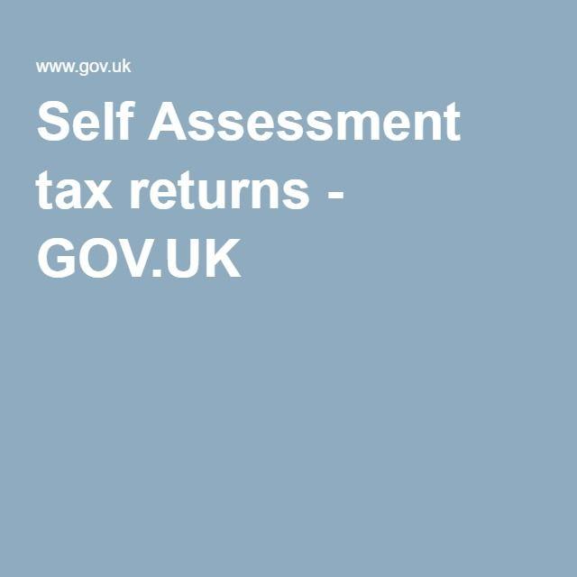 Self Assessment tax returns - GOV.UK  https://www.gov.uk/self-assessment-tax-returns/deadlines  Estimate your penalty for late Self Assessment tax returns and payments  https://www.gov.uk/estimate-self-assessment-penalties  https://www.gov.uk/register-for-self-assessment