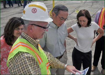 Tour the Hanford Site in Richland, WA.