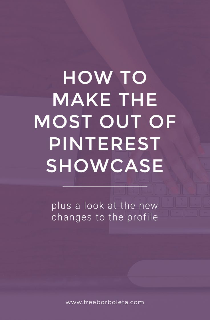Bloggers, have you seen Pinterest's new Showcase feature? Learn how to make the most out of it increase your traffic with Pinterest! via @freeborboleta