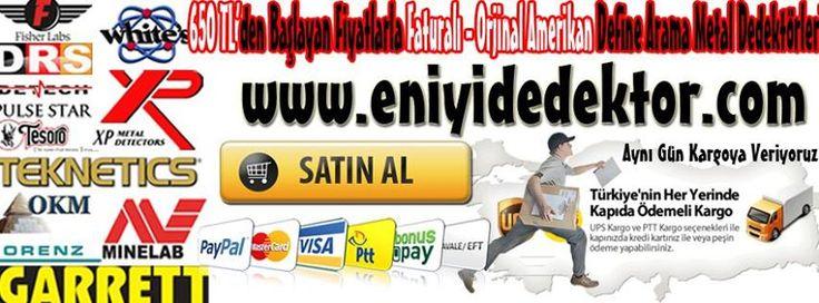 Türkiye'nin en geniş dedektör yelpazesine sahip, metal dedektör, toprak altı…