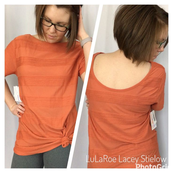 Size up and wear a Classic T backwards ❤ www.facebook.com/groups/LuLaRoeLaceyStielow