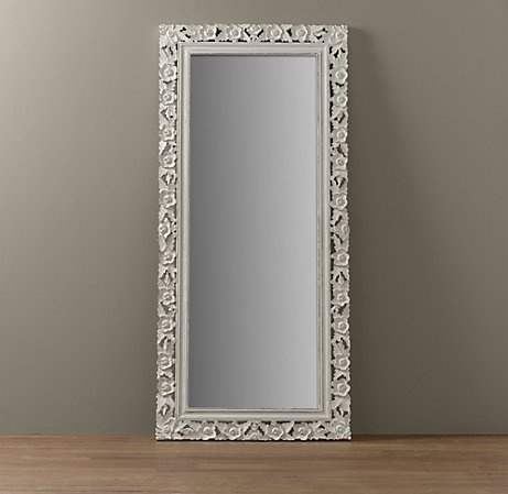 Full Length Mirror For The Girls Room Kids Girly