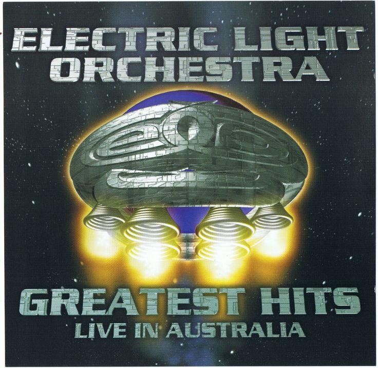 ELO Greatest Hits Live in Australia