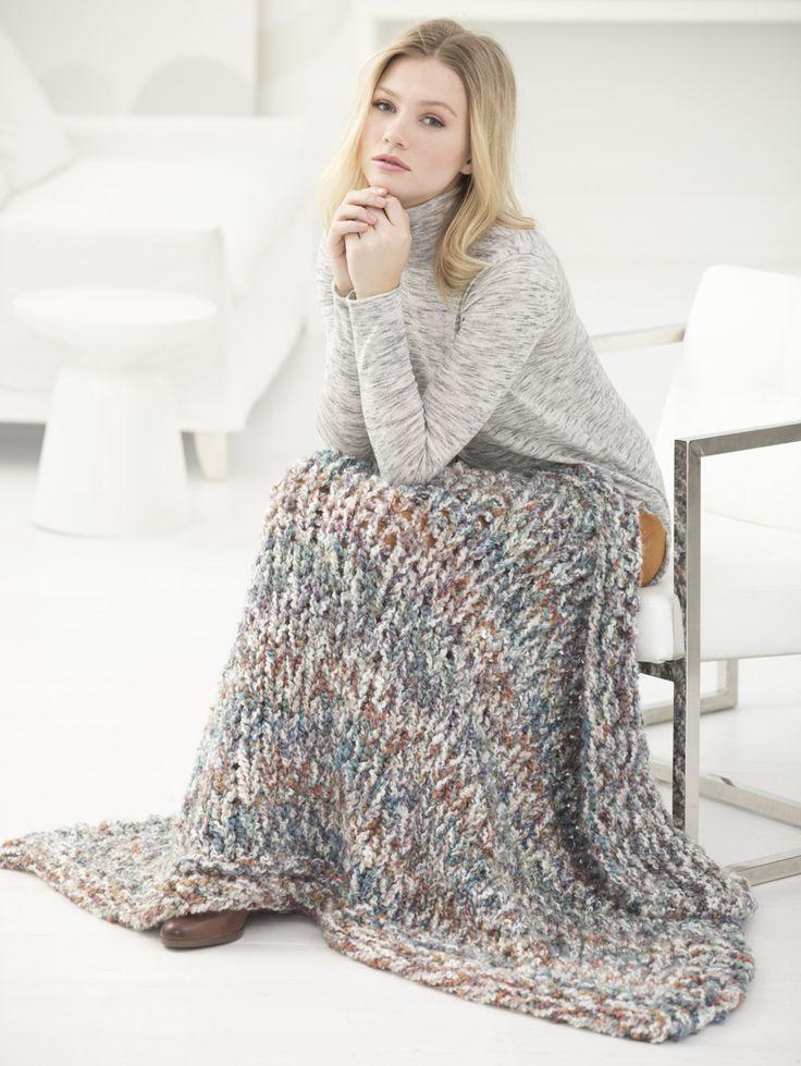 41 Best Knitting Afghans Blankets Images On Pinterest Knitting