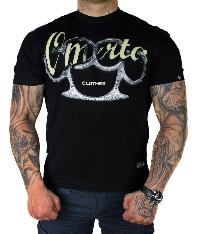 Koszulka 'Business' - przód ---> Streetwear shop: odzież uliczna, kibicowska i patriotyczna / Przepnij Pina!