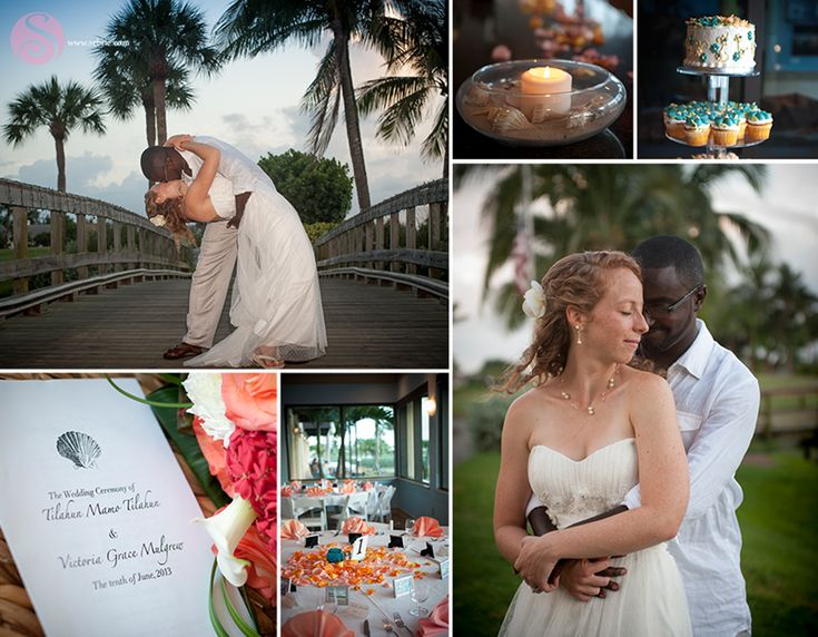 Tropical Destination Wedding at the Sundial Beach Resort and Spa #sundialbeachresort #sanibelisland #tropical #destinationwedding #florida #wedding #beach