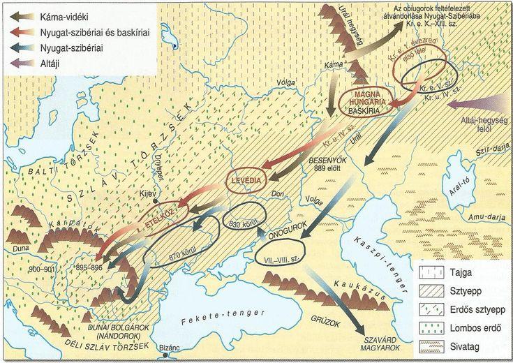 a-magyarok-vandorlasa-1-valtozat; Magyar way to Hungary
