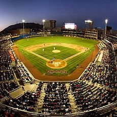Located in El Paso Texas, Southwest University Park was named as the best new ball park in 2014 by Ballpark Digest. It is home to the El Paso Chihuahuas