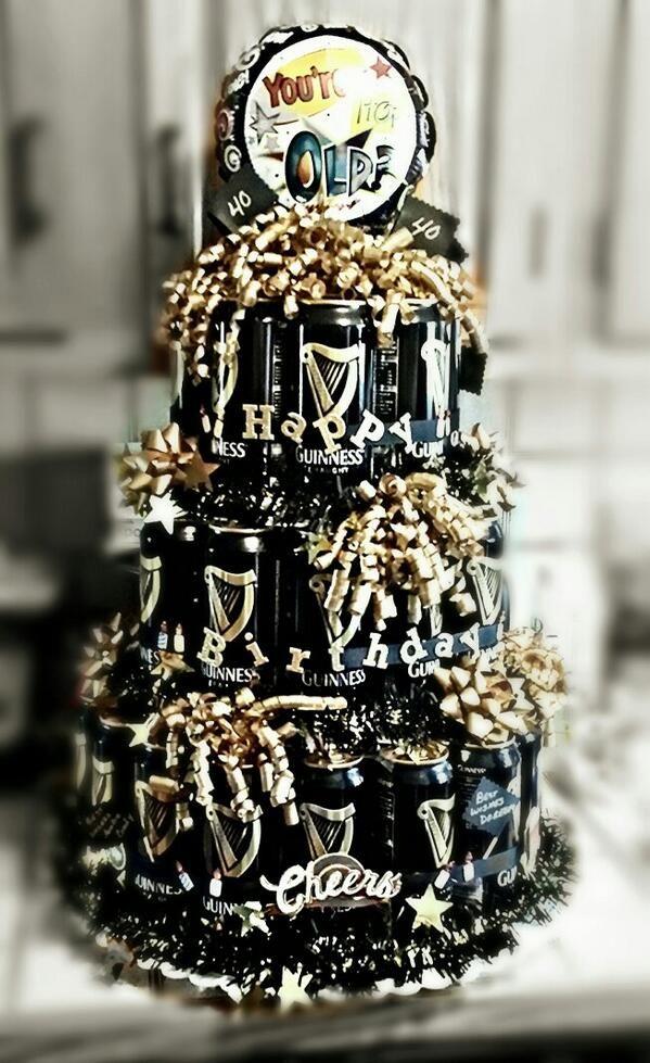 #guinness beer cake