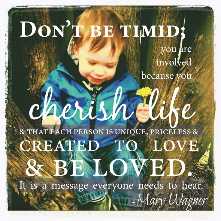 You are created to love & be loved.