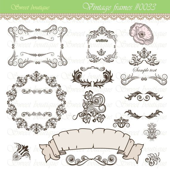 free wedding scrapbook clipart - photo #10