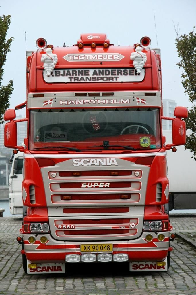 Scania S-U-P-E-R