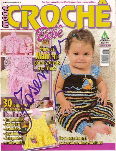 Moda croche bebe - 75 - 譕淚らづ寳唄-03 - Álbuns da web do Picasa