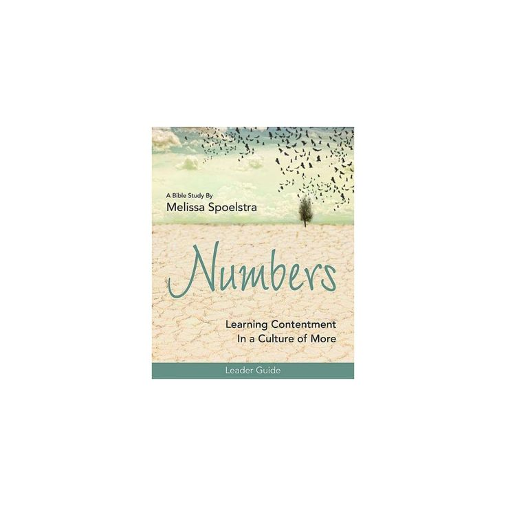 Numbers - Women's Bible Study : Learning Contentment in a Culture of More (Paperback) (Melissa