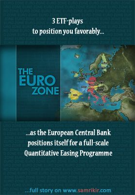 3 #ETF -plays as the European Central Bank #ECB positions for a full-scale Quantitative Easing Programme. $VGK $FEZ $DBEU #VGK #FEZ #DBEU #InvestmentInsights