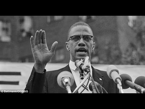 Malcolm X's Daughter Ilyasah Shabazz on Getting Her Family Home Firebombed - YouTube