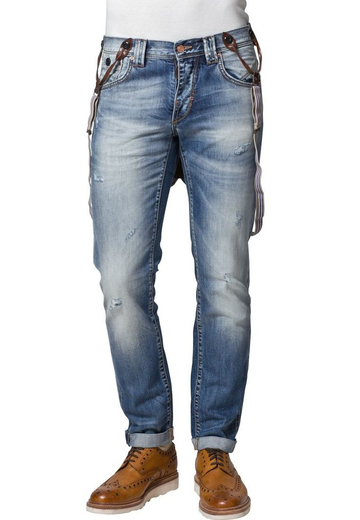 Antony Morato - Slim fit jeans - blue