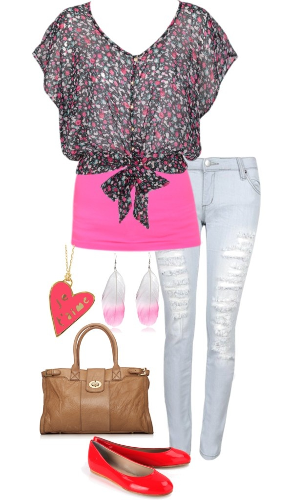 """""""Untitled #1034"""" by eclare887 on Polyvore"""