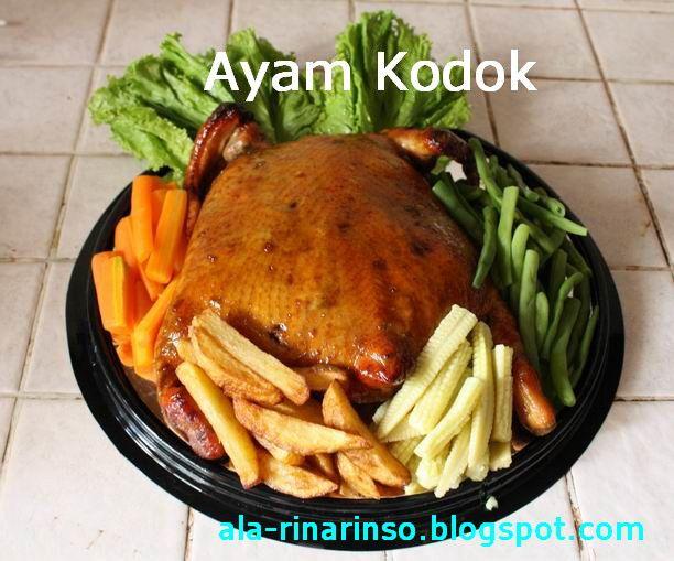 Ayam kodok itu apakah daging ayam dicampur dengan daging kodok ? Begitu yang sering aku dengarkan komentarnya setiap kali aku bicara tentang...