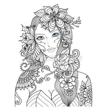 Mejores 21 imágenes de dibujos en Pinterest   Libros para colorear ...