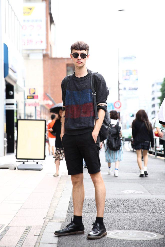 ストリートスナップ原宿 - TANE ANDREWSさん | Fashionsnap.com