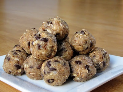 Cookie Dough No-Bake Energy Bites | FOOD!!!!! | Pinterest