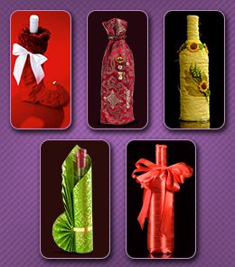 How To Decorate A Wine Bottle For A Gift 61 Best Wine Presentation Box Packagingimages On Pinterest